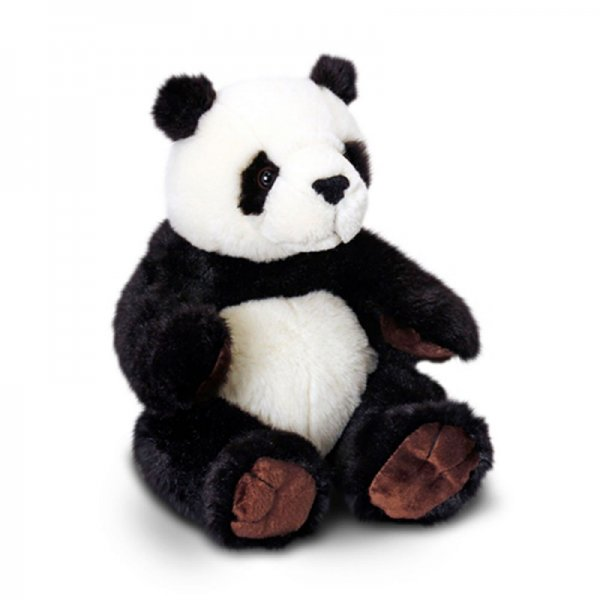 Плюшена играчка - Седнала панда