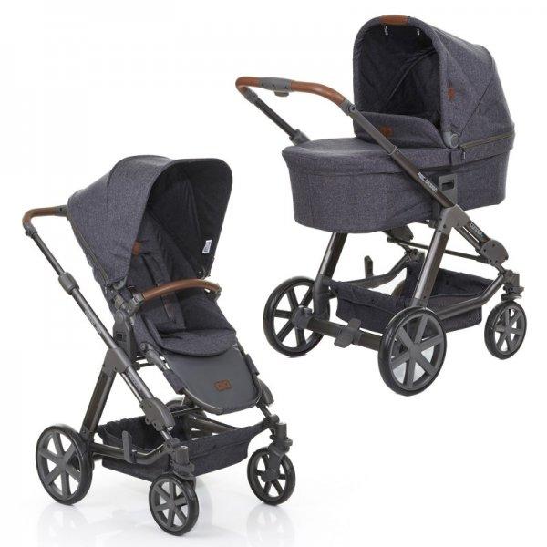 Комбинирана количка Condor 4 с кош за новородено