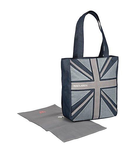 Чанта за количка Denim Flag