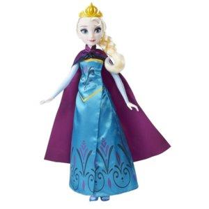 Кукла Елза с меняща се рокля