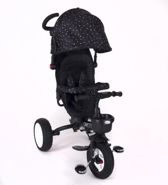 Триколка със сенник и въртяща се седалка Dotty