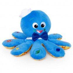 Музикална плюшена играчка Октопод