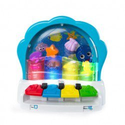 Музикална играчка пиано Pop & Glow