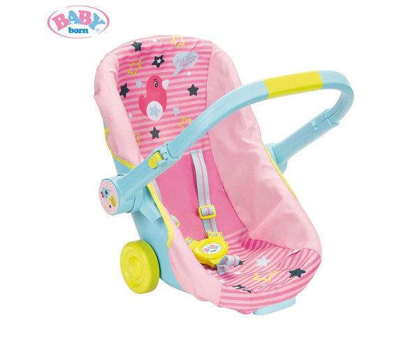 Zapf Baby Born - Столче за кола