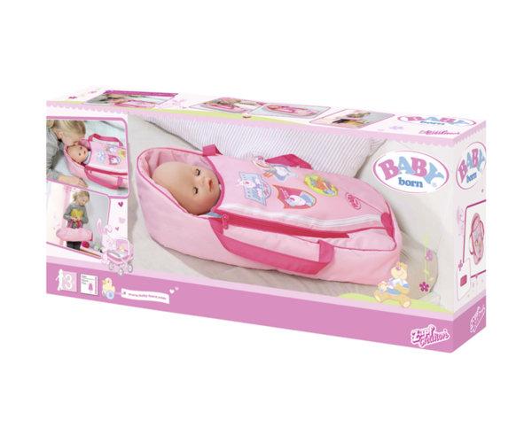 Zapf Baby Born - Преносима чанта за сън