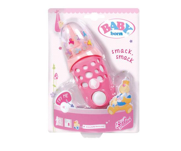 Zapf Baby Born - Интерактивно шише за кукла