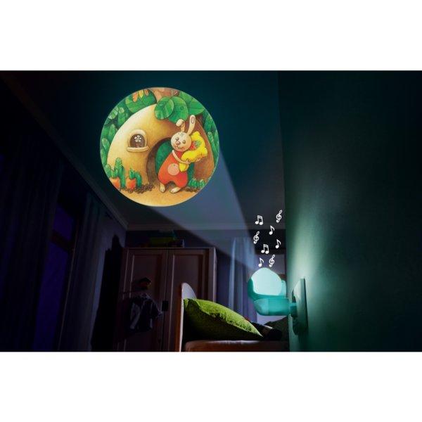 Нощна LED музикална лампа - Приятели