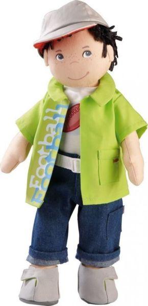 Парцалена кукла - Стивън