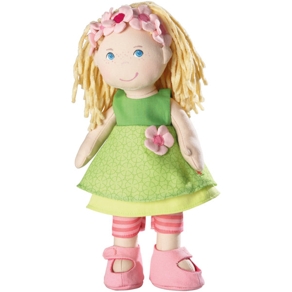 Парцалена кукла - Мали