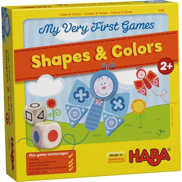 Образователна игра - Цветове и форми