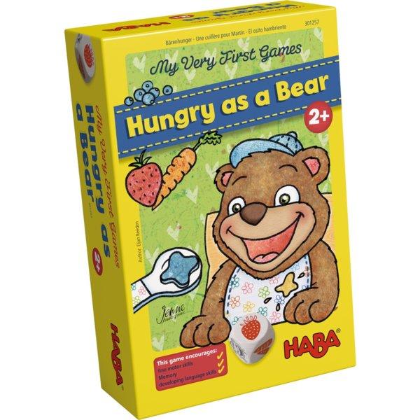 Образователна игра - Гладното мече