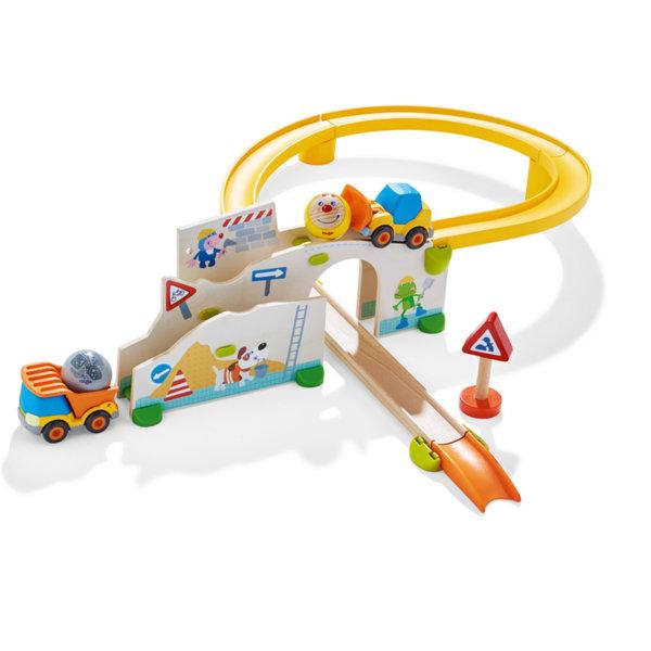 Детска писта - Строителна площадка