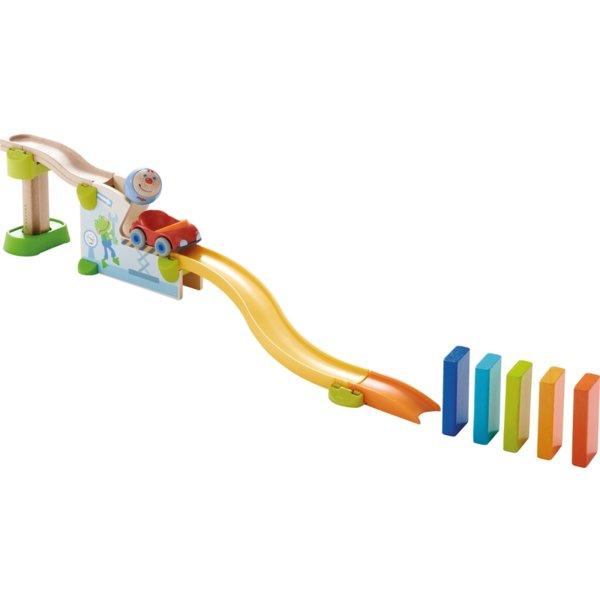 Детска писта - Влез в колата