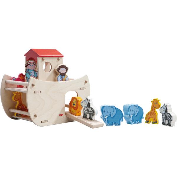 Дървена играчка - Кораба на Ной