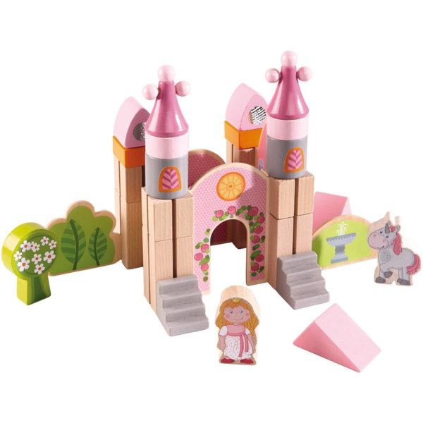 Дървени кубчета - Омагьосаният замък