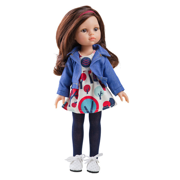 Кукла Carol серия Las Amigas