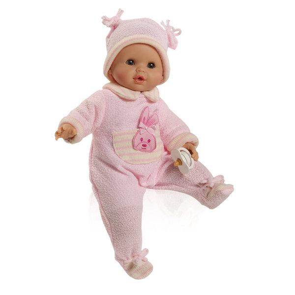 Кукла бебе момиче Sonia серия Alex & Sonia