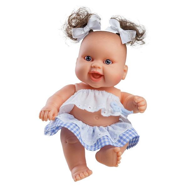 Кукла бебе Berta серия Los Peques
