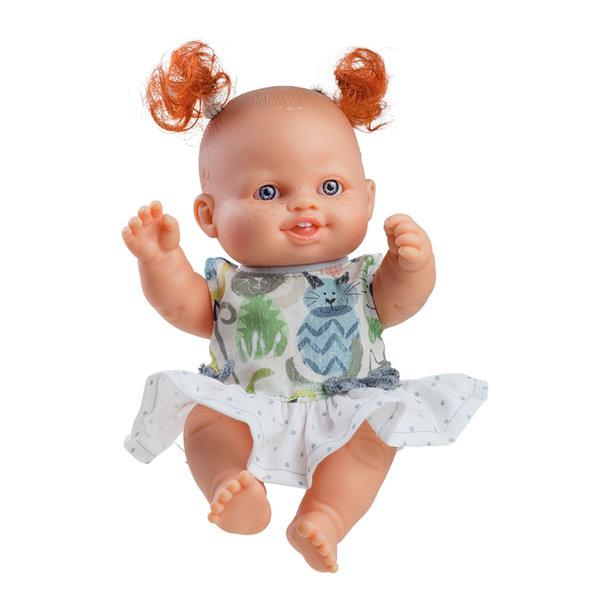 Кукла бебе Sara серия Los Peques