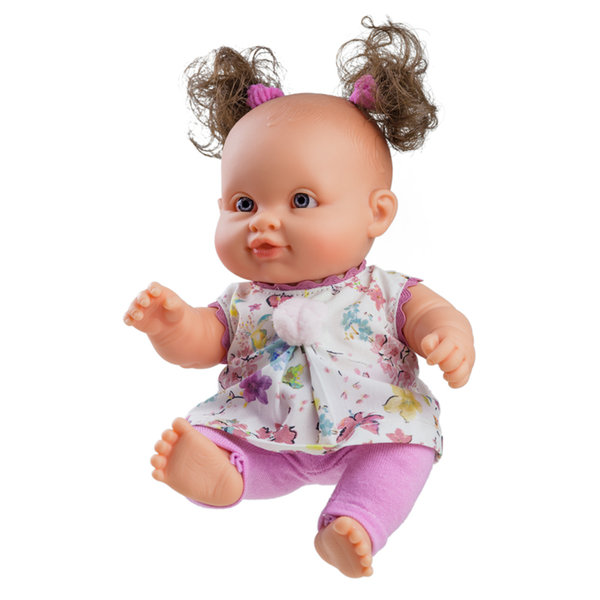 Кукла бебе Irina серия Los Peques