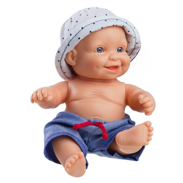 Кукла бебе Teo серия Los Peques