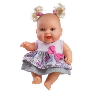 Кукла бебе Lucia серия Los Peques