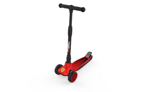 Детски сгъваем скутер Ferrari