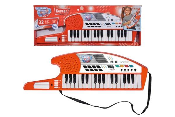 Китара с клавиши