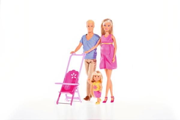 Steffi Love - Щастливо семейство