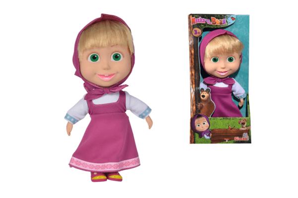 Маша и мечока - Мека кукла