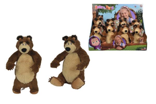 Маша и Мечока - Малък плюшен мечок