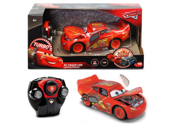 Cars 3 - Маккуин Светкавицата - червен