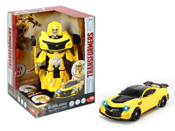 Кола Робот Бъмбалби Transformers