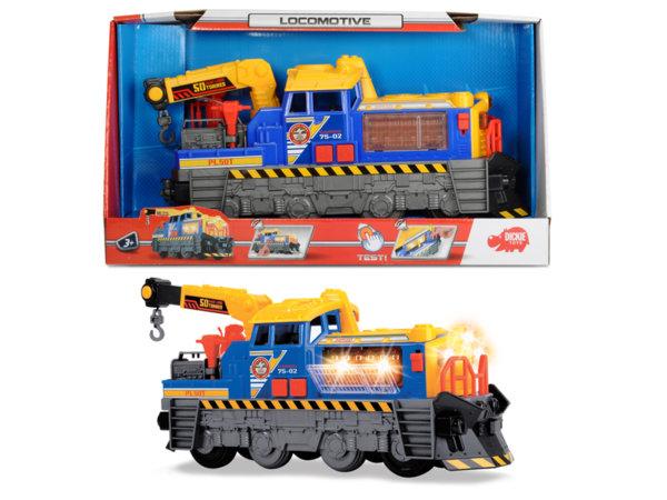 Строителен локомотив