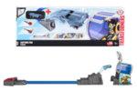 Количка с изстрелвачка и капан Transformers