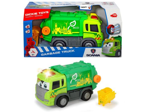 Камион за боклук  - Scania