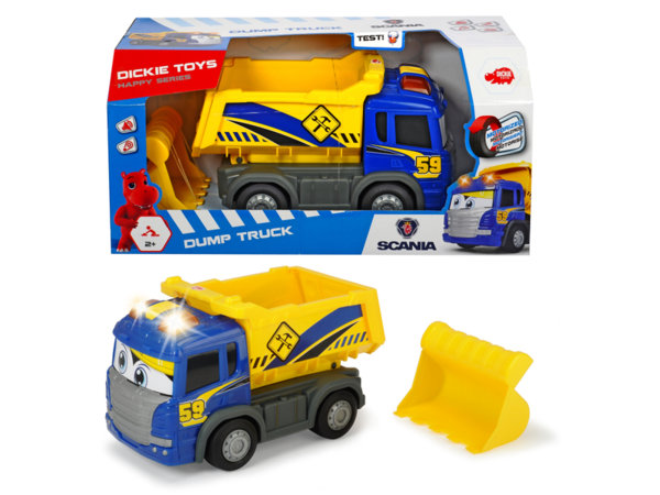 Детски самосвал - Scania
