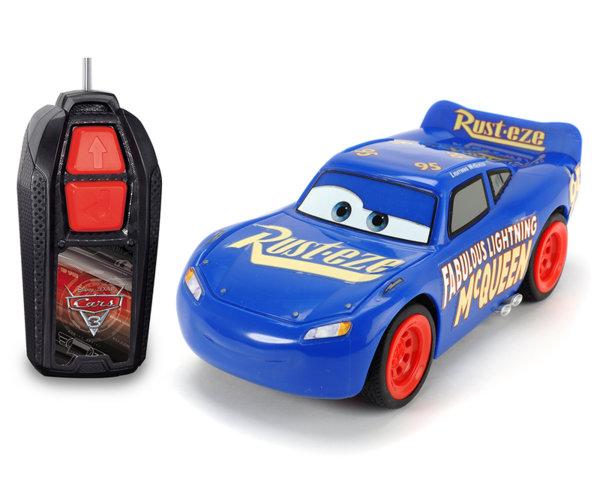 Кола с дистанционно - Маккуин Светкавицата Turbo Racers