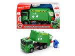 Пневматичен боклучийски камион