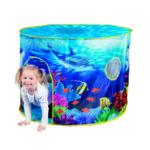Палатка - аквариум