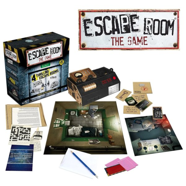 Настолна игра - Escape room