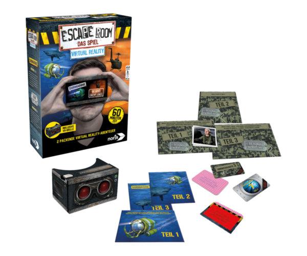 Настолна игра - Escape Room - Виртуална реалност