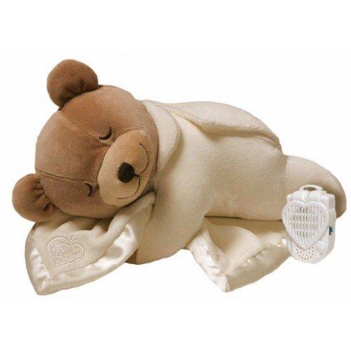 Мече за приспиване и успокояване - Tummy Sleep