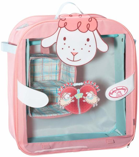 Гардероб за дрехи за кукла Zapf Creation Baby Annabell