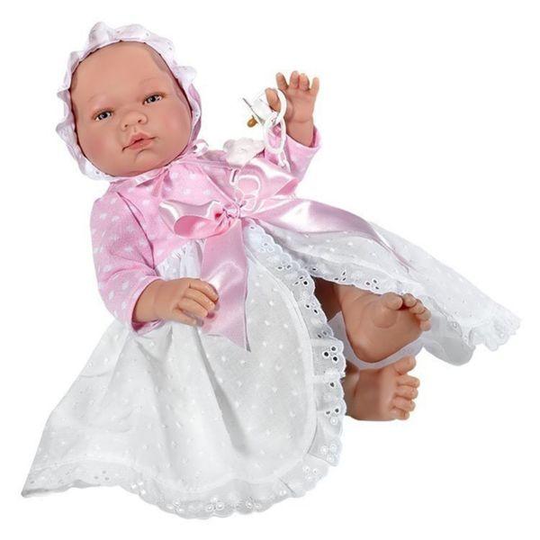 Кукла - бебе Мария с дълга рокля