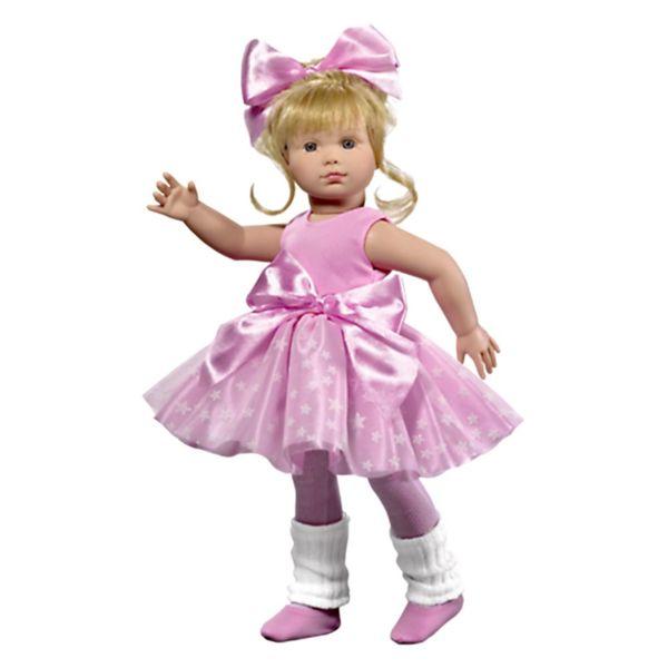 Кукла Нели балерина