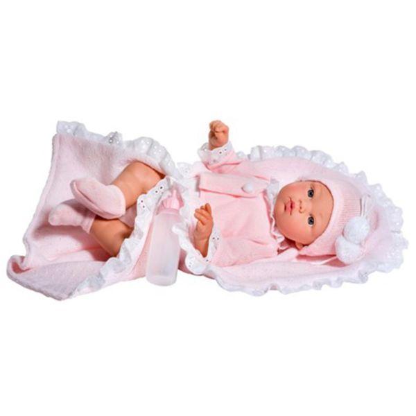 Кукла - бебе Коке с одеалце