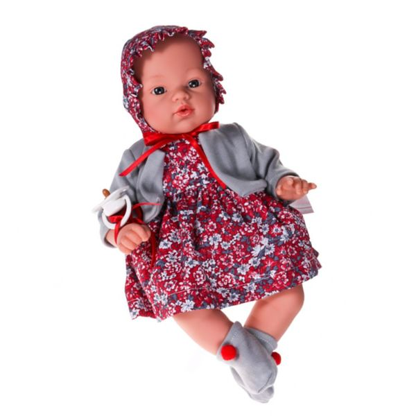Кукла - бебе Коке с рокля