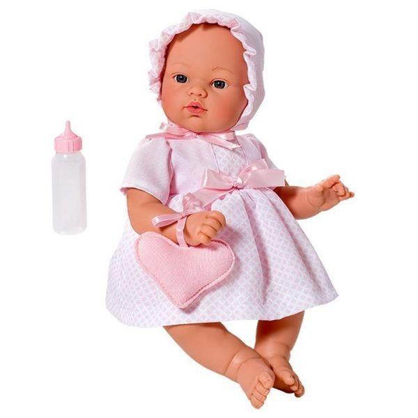 Кукла - бебе Коке с чантичка