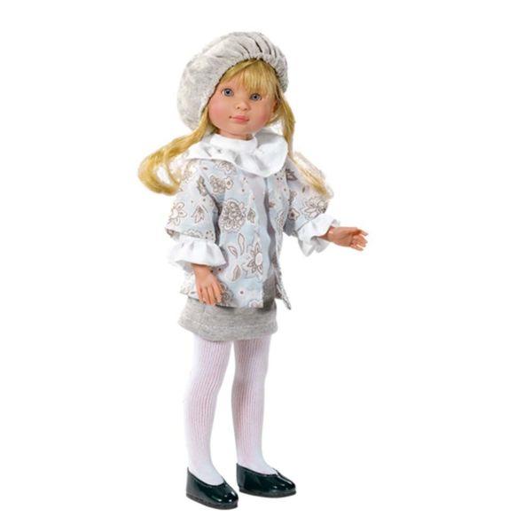 Кукла Силия с палто